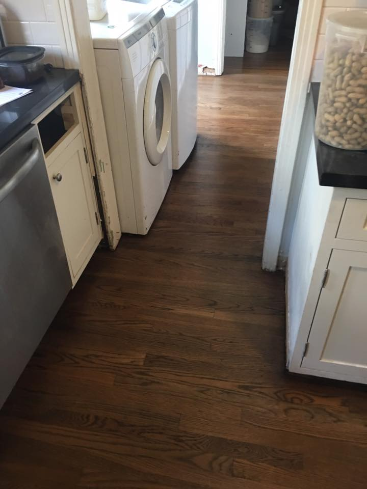 From Water Damage To Serviceable Beauty Greg Garber Hardwood Floors